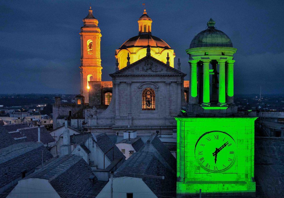 San Patrizio e il Global Greening
