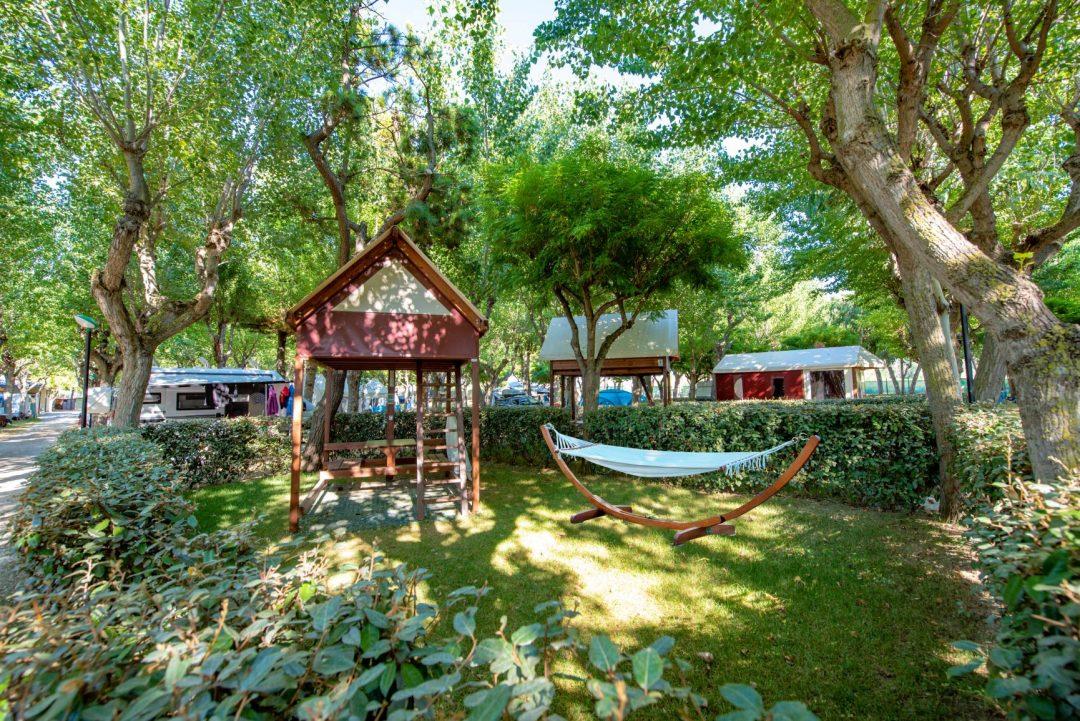 """""""Miglior glamping"""": Camping Village Eurcamping, Roseto degli Abruzzi (TE)"""