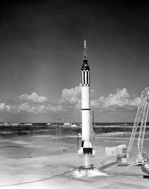 Alan Shepard, 5 maggio 1961