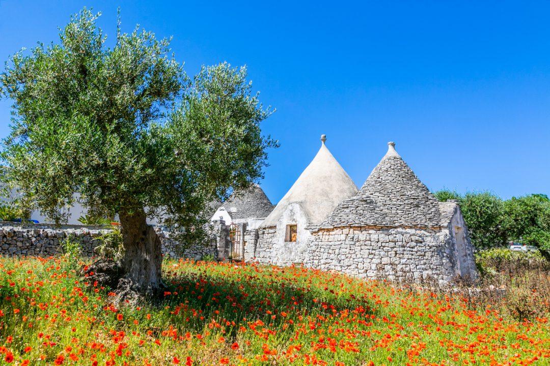Alberobello Trulli Puglia
