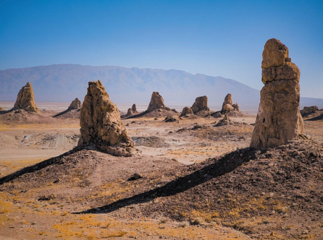 deserto del Mojave, California