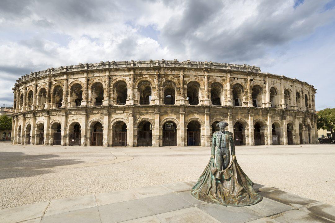 anfiteatro di Nîmes