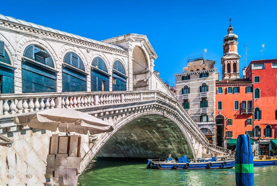 Ponte di Rialto, Venezia (Veneto)