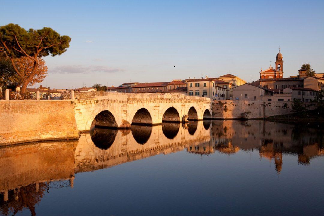 Ponte di Augusto e Tiberio, Rimini