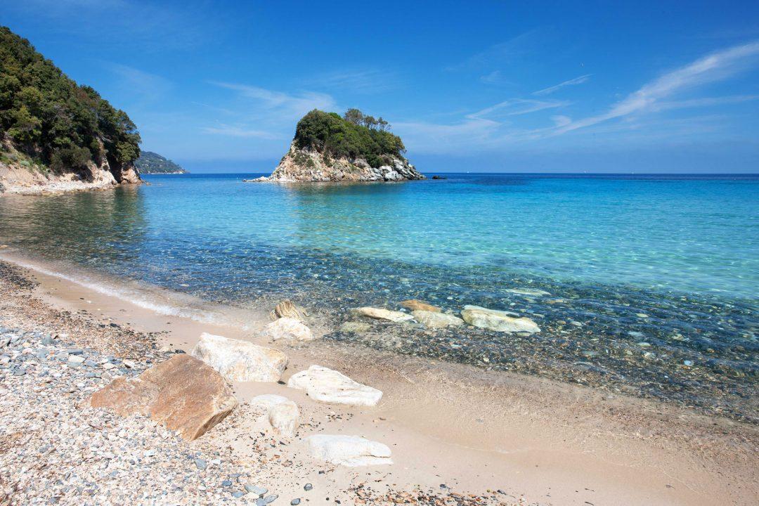 Gli eventi all'isola d'Elba, Toscana