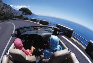 On the road dal Materano a Napoli: i panorami delle Dolomiti Lucane e della Costiera Amalfitana