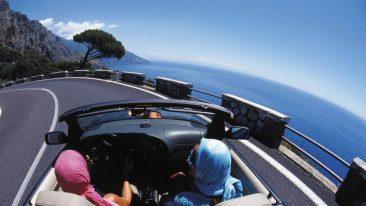Viaggio in auto da Matera a Napoli