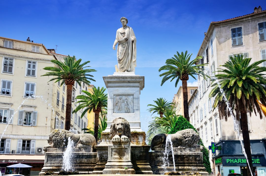 Ajaccio, Corsica, Francia