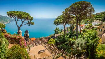 I 15 paronami più belli d'Italia: Ravello