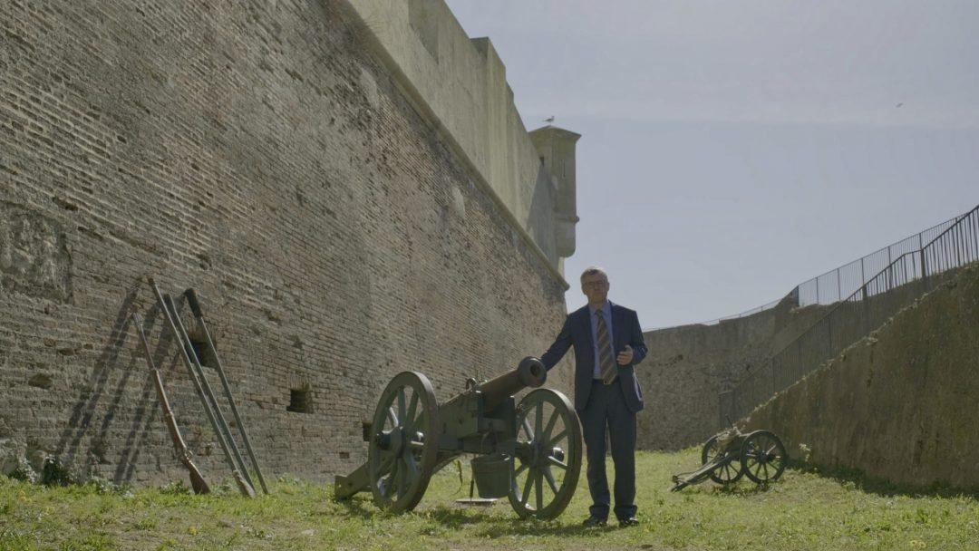 Napoleone in tv con Alessandro Barbero