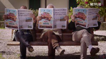 """Galliano di Mugello è protagonista dello spot di """"I Mitchell contro le macchine"""", nuovo film Netflix"""