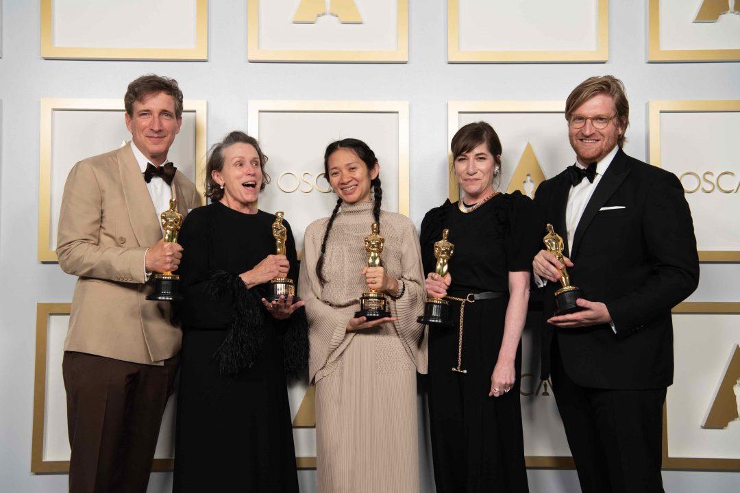 Oscar 2021 vincitori Nomadland miglior film