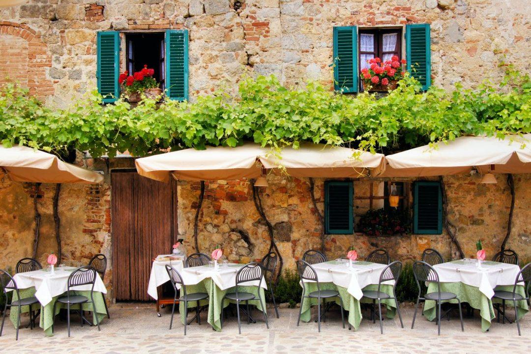 Riaperture ristoranti in zona gialla