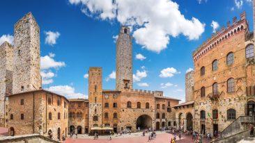 Posti da visitare in Toscana: San Gimignano