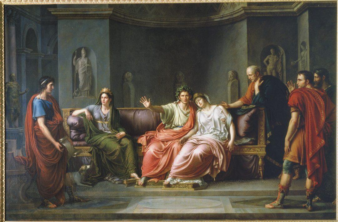Napoleone e Villa Carlotta, Tremezzina, Lombardia