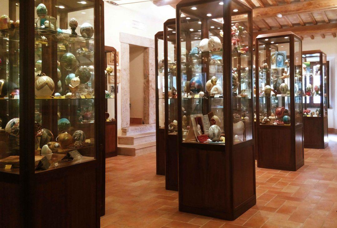 Il Museo dell'OVO PINTO