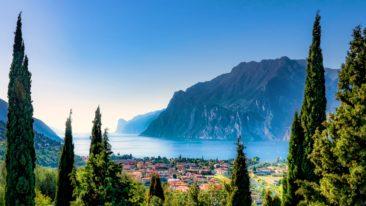 Campeggi sul Lago di Garda