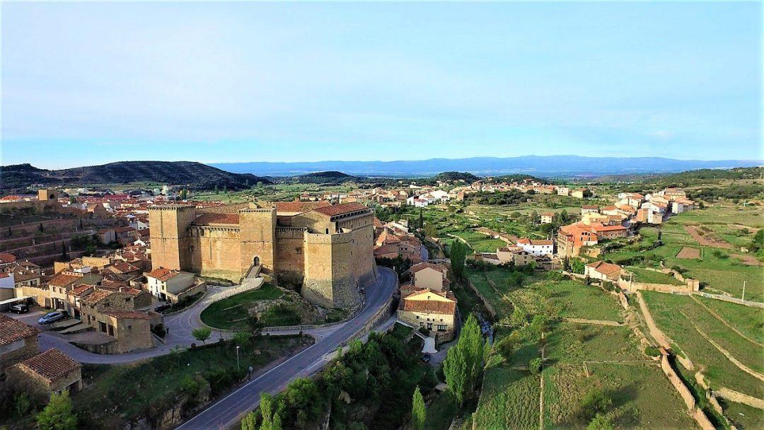 Castello di Mora de Rubielos, Mora de Rubielos, Aragona