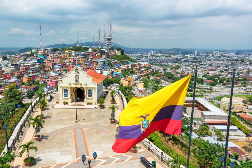 8 - Ecuador