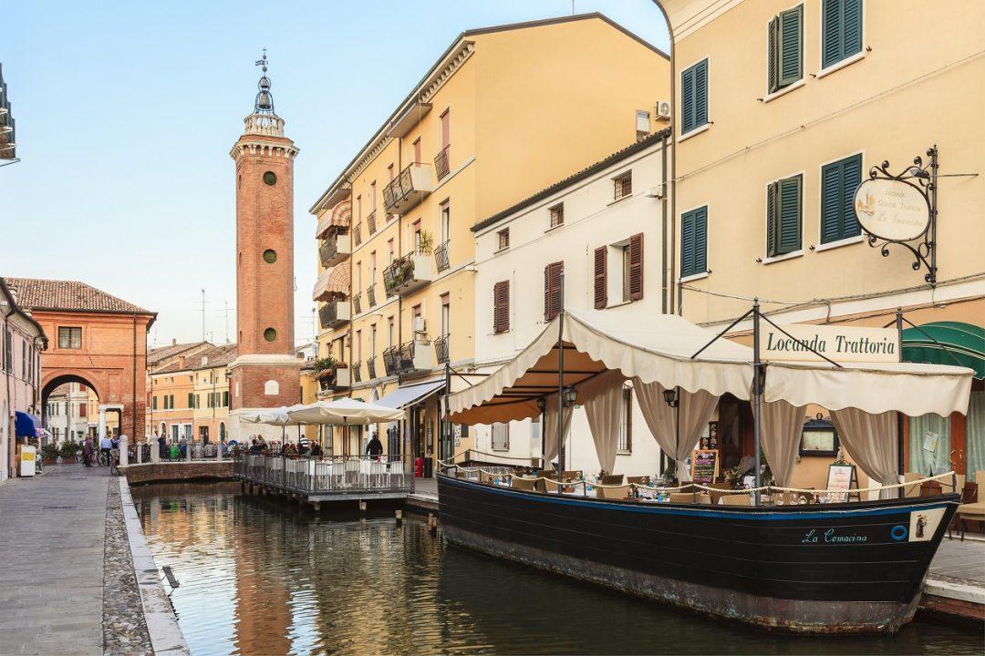 Comacchio, Ferrara (Emilia-Romagna)