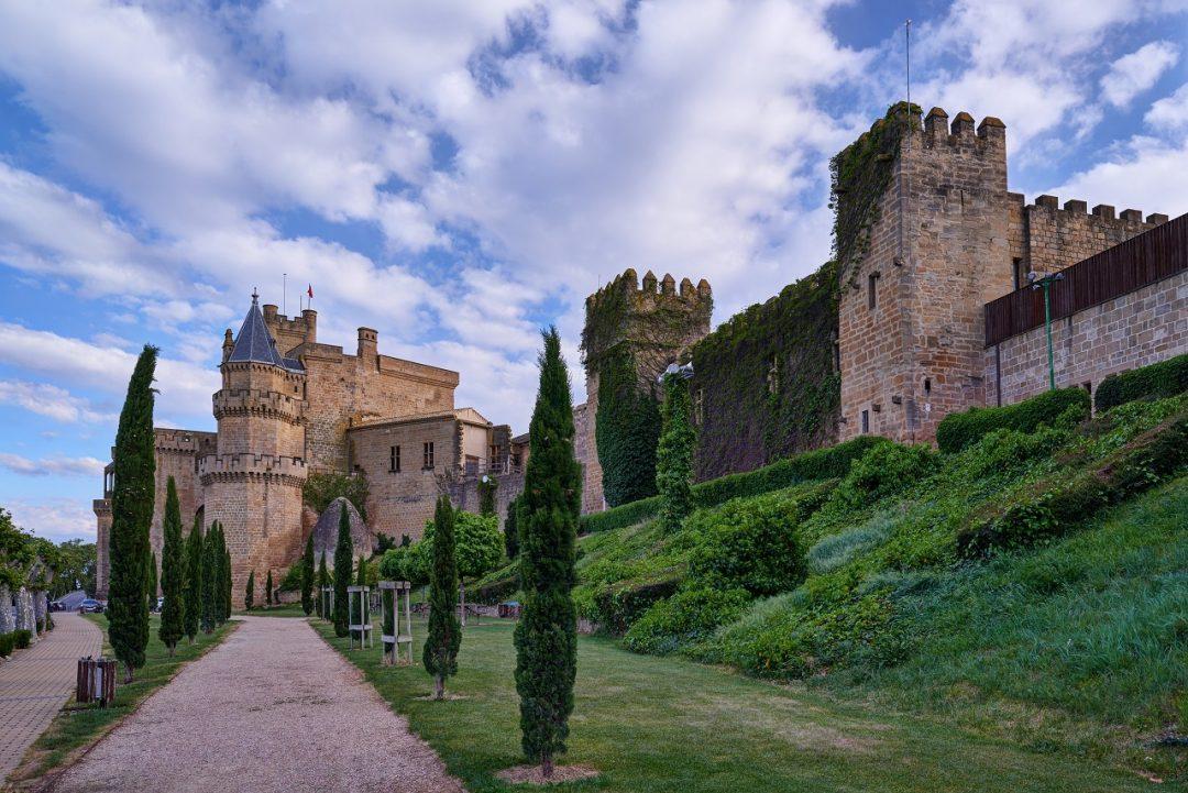 Palazzo dei Re di Navarra, Olite, Navarra