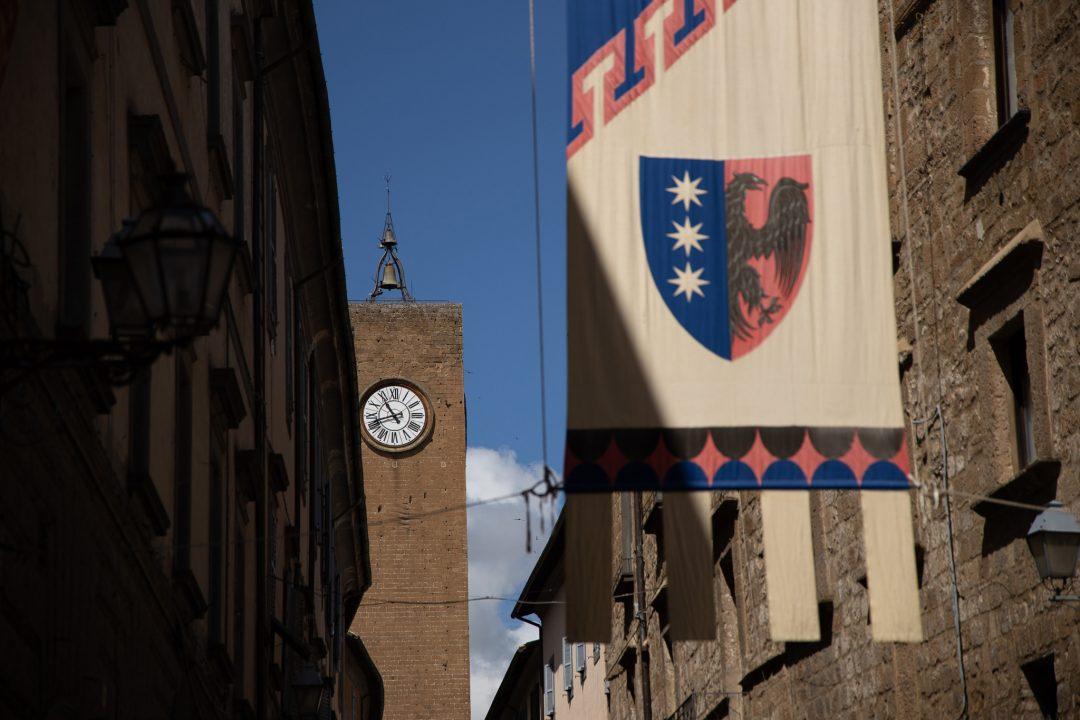 La Torre del Moro a Orvieto