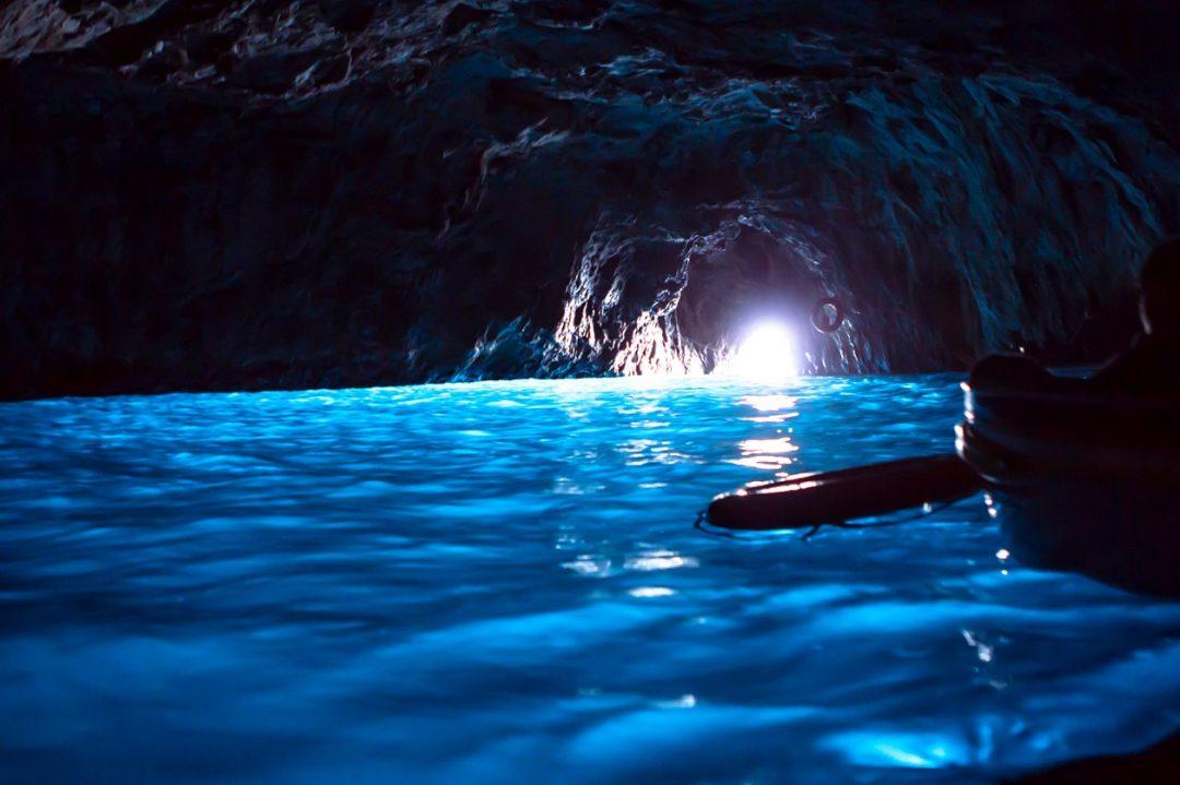 Grotta Azzurra, Capri, Napoli