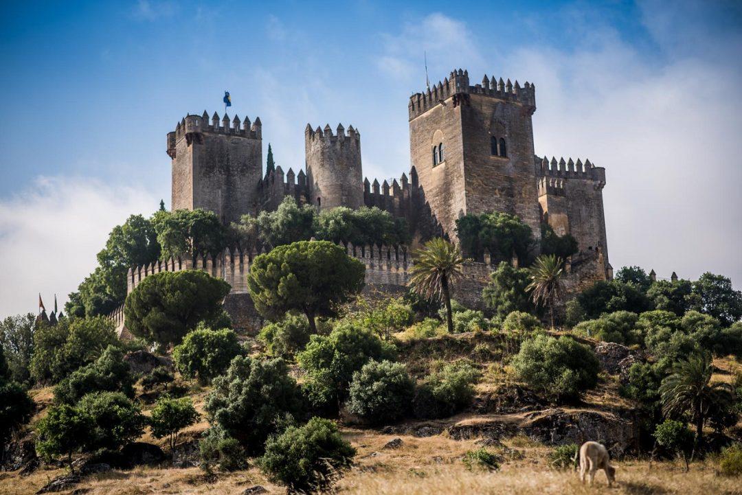 Castello di Almodóvar, Almodóvar del Rio, Andalusia