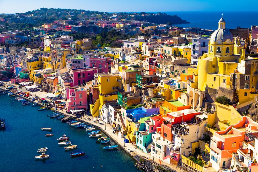 Procida, Napoli