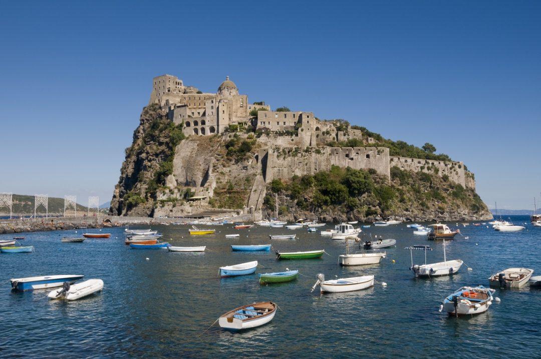 Ischia, Napoli
