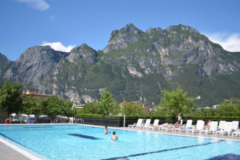 Camping Brione, Riva del Garda (TN)