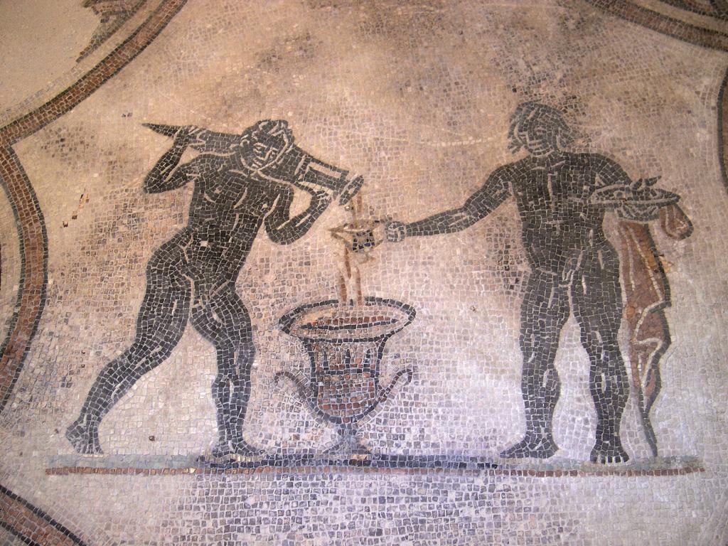 Visitare la Villa Romana a Spello