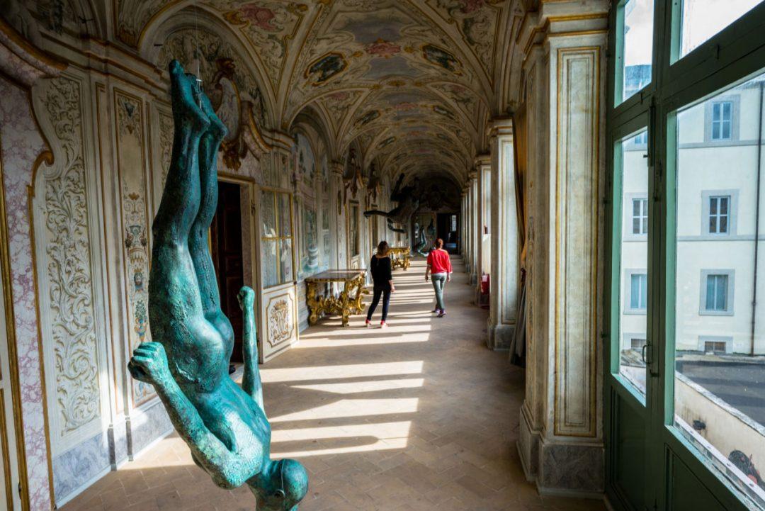 L'arte contemporanea a Spoleto