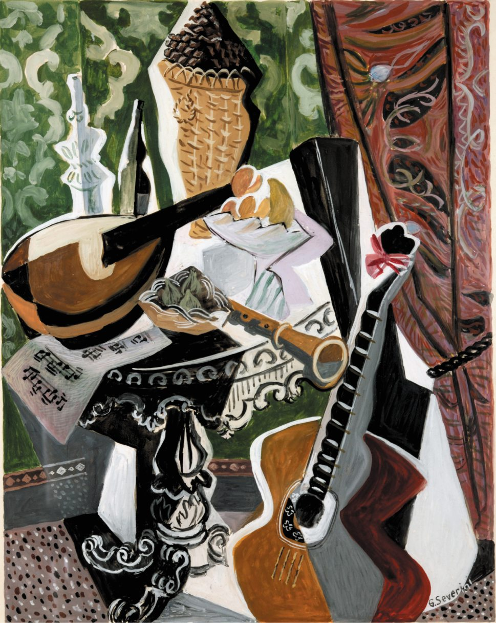 Vedere la Musica, l'arte dal simbolismo alle avanguardie