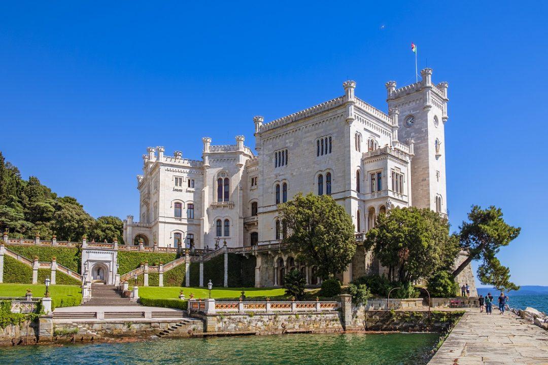 Castello di Miramare, Trieste (Friuli Venezia Giulia)