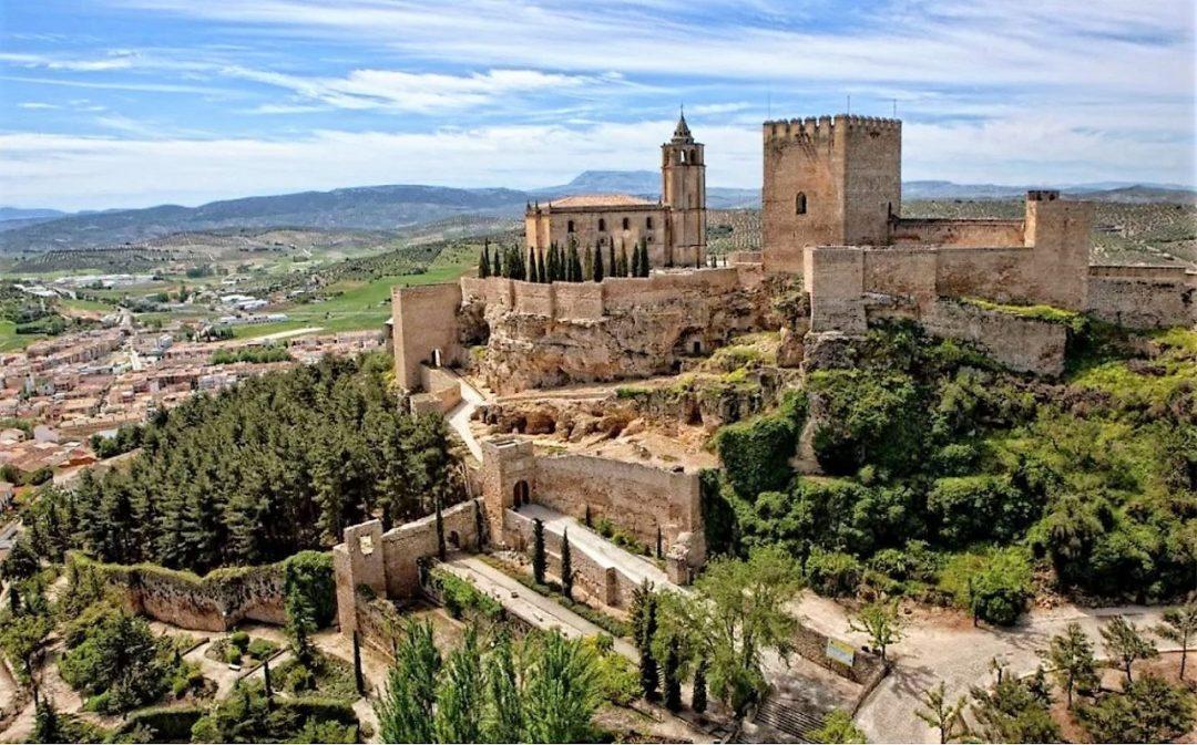 Fortezza de La Mota, Alcalá La Real, Andalusia