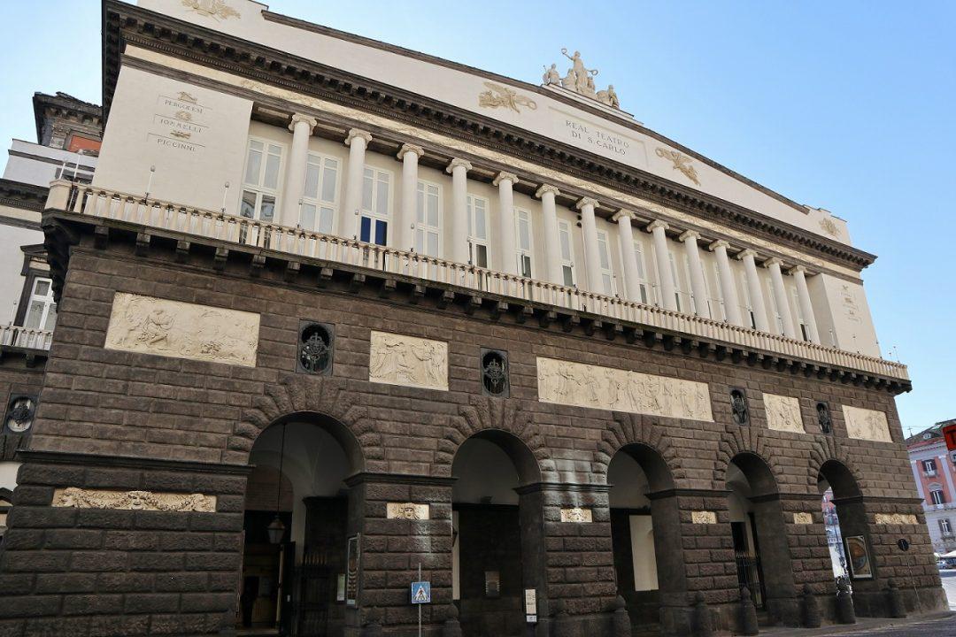 Real Teatro di San Carlo, Napoli