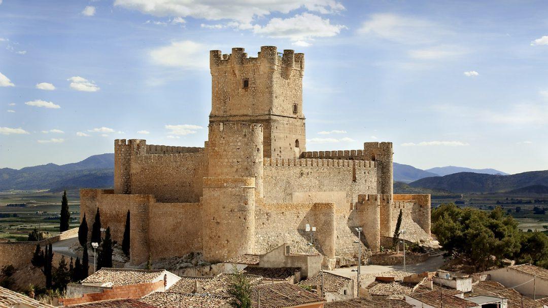 Castello di Atalaya, Villena, Comunità Valenciana