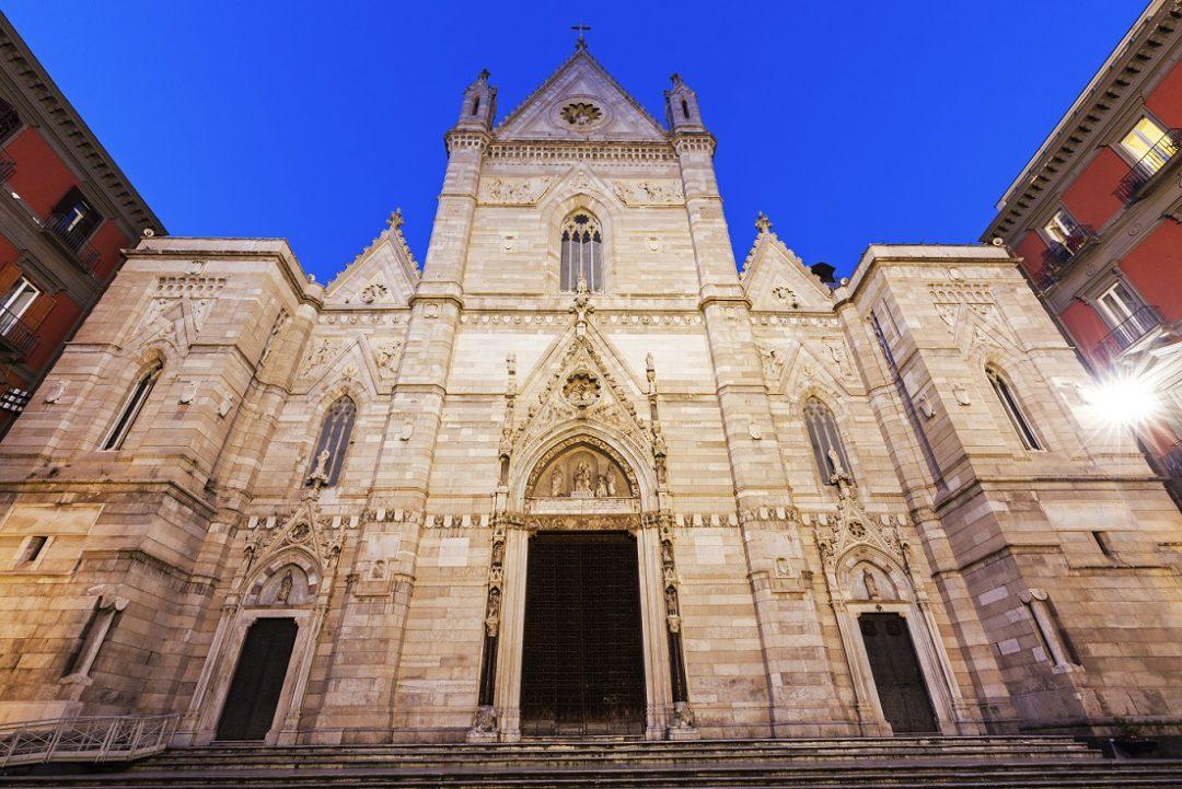 Cattedrale di Santa Maria Assunta, Napoli