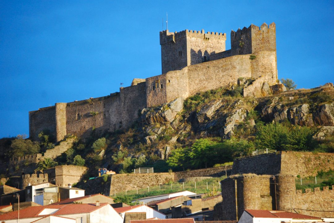 Castello di Alburquerque, Alburquerque, Estremadura