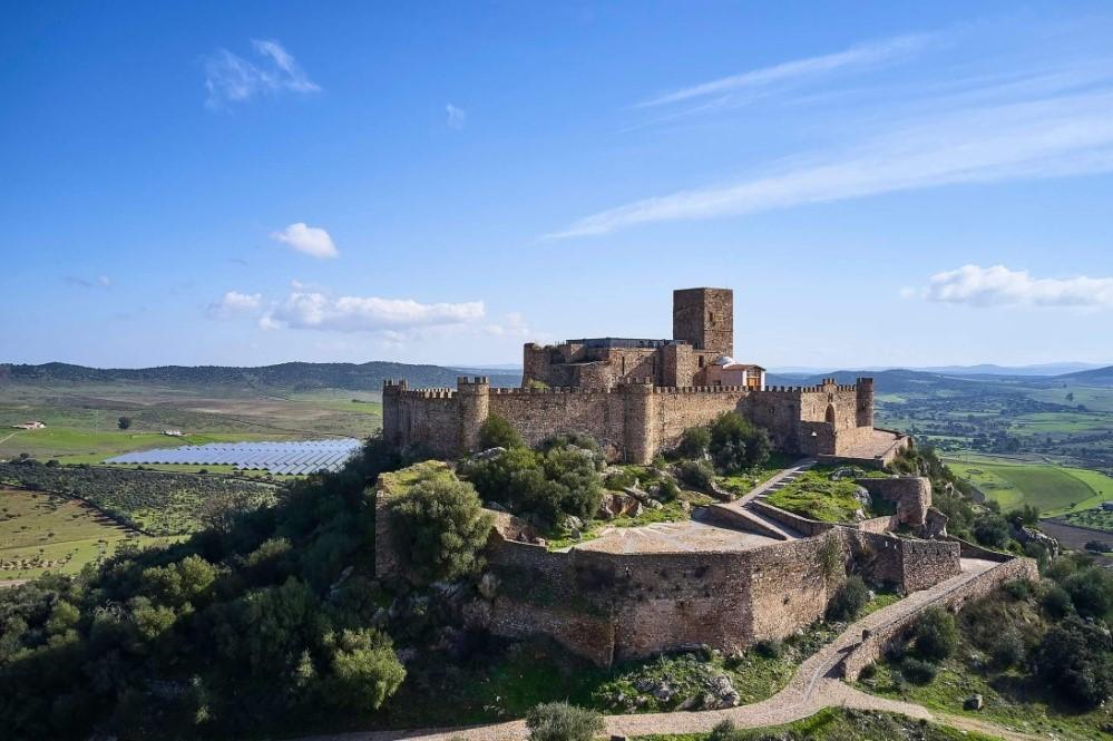 Castello di Alconchel, Badajoz, Estremadura