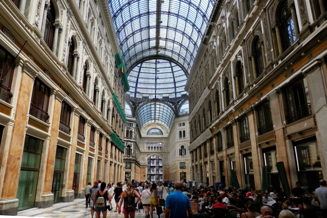 Galleria Umberto I, Napoli