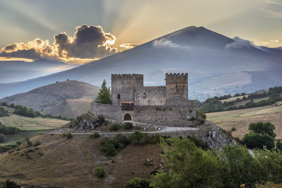 Castello di Argüeso, Argüeso, Cantabria