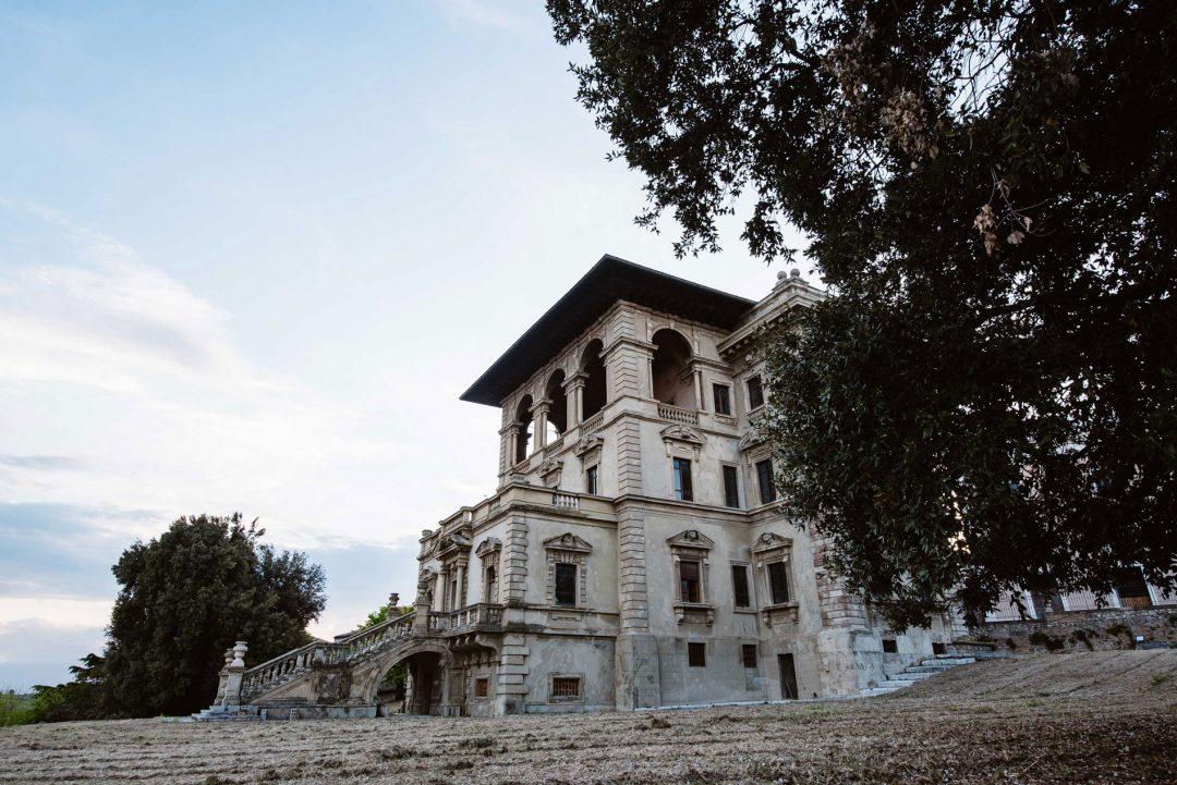 Villa Marcantonio, Mozzagrogna (Abruzzo)