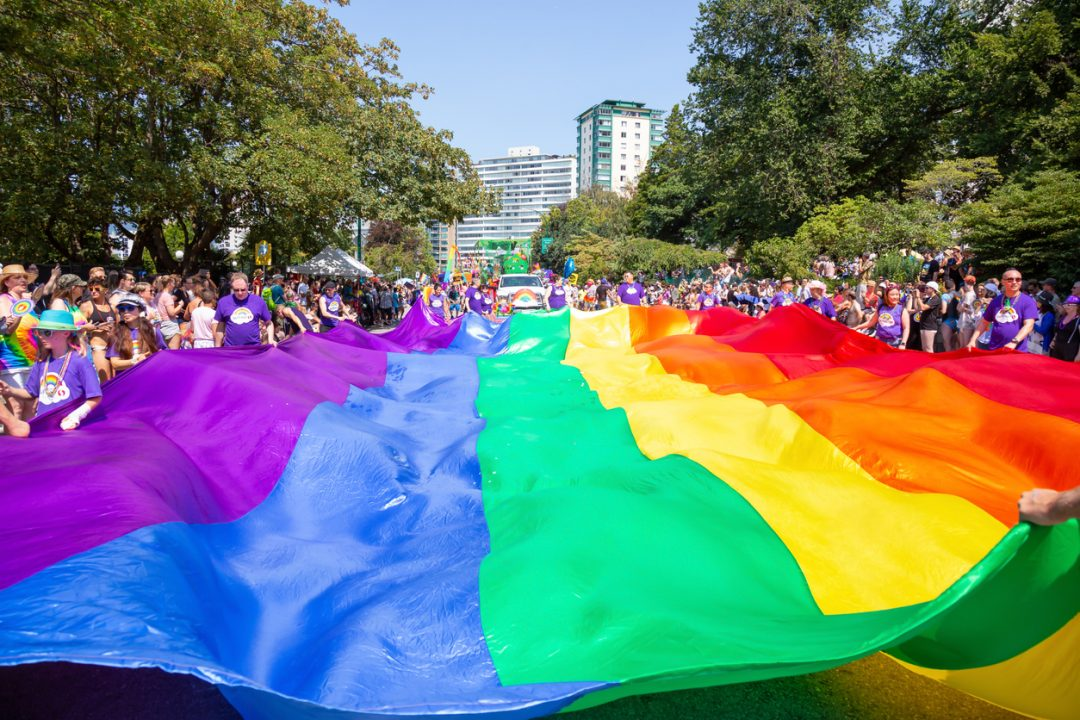 Storia e significato della bandiera arcobaleno