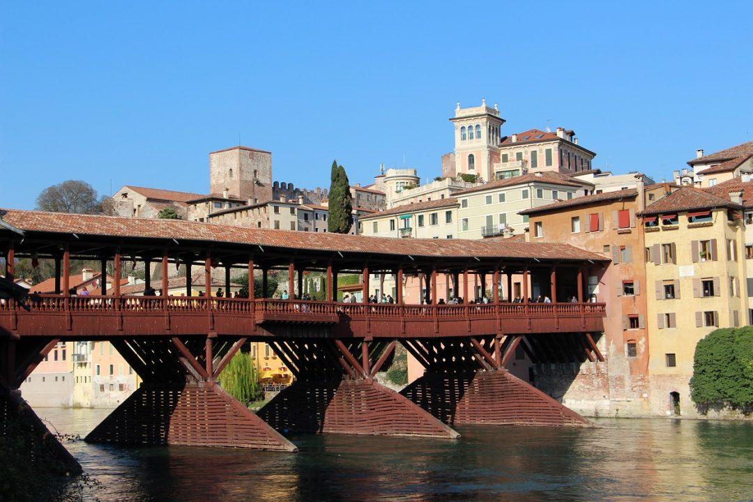 Ponte Vecchio, Bassano del Grappa (Vicenza)
