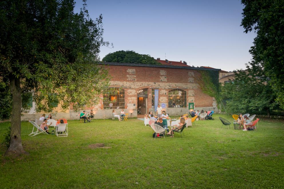 Ristoranti con giardino a Torino: 15 indirizzi dove mangiare all'aperto