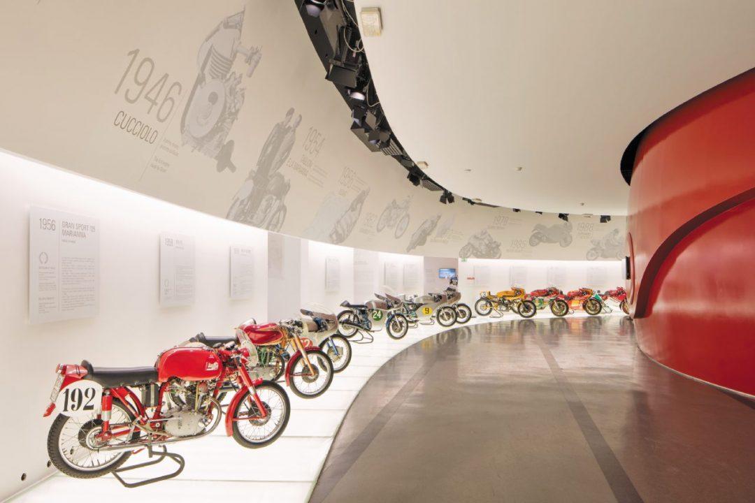 Museo Ducati - Borgo Panigale
