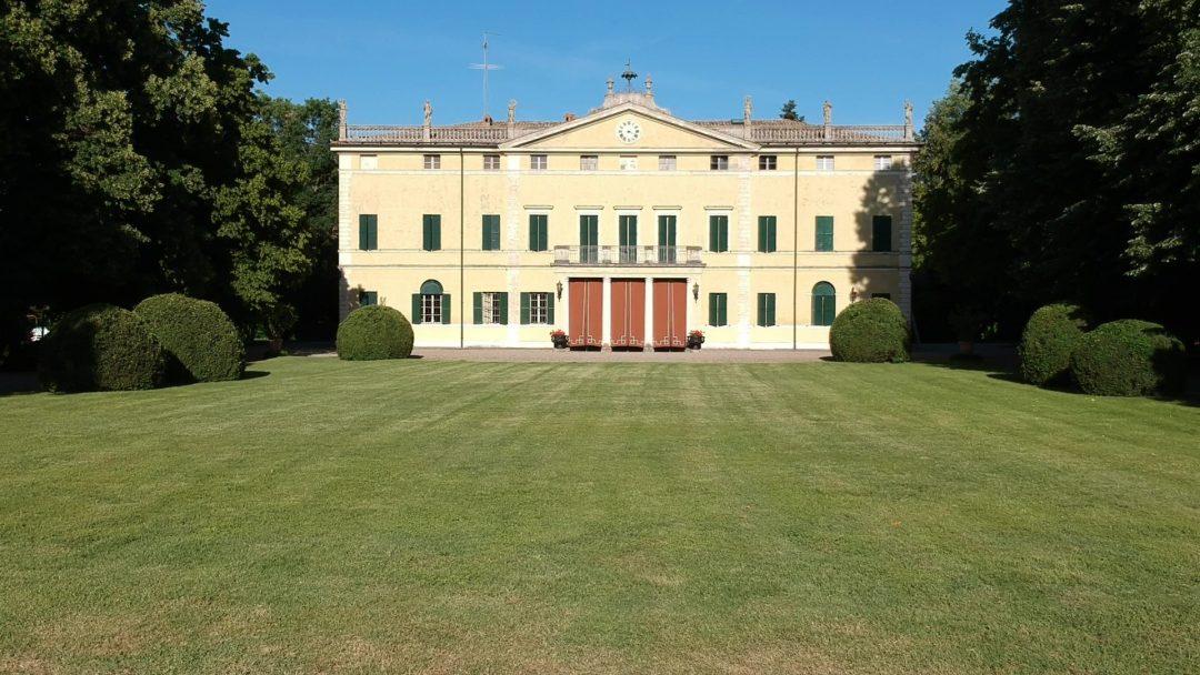 Villa Paveri Fontana, San Ruffino-Parma (Emilia Romagna)