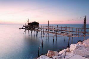 On the road tra Abruzzo e Molise, lungo la Costa dei Trabocchi